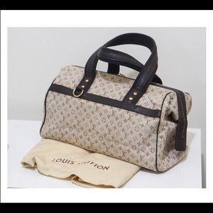 Louis Vuitton Josephine Minilin Large Handbag